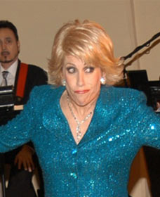 Dee Dee Hanson as Joan Rivers